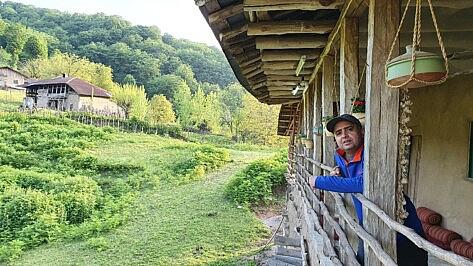 قصه زندگی مهدی رودکی