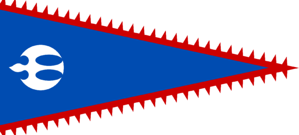 پرچم امپراتوری مغول